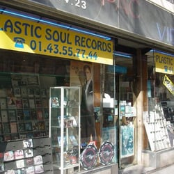 Plastic Soul Records, Paris