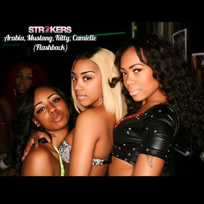 Atlanta club strip strokers the