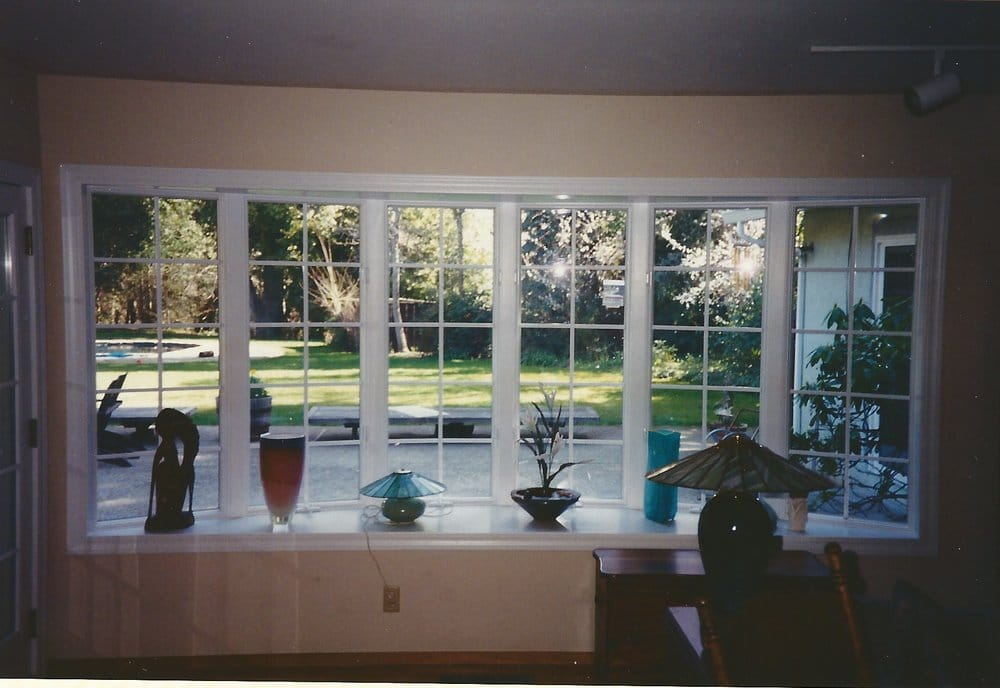 Advanced window systems belmont 591 5253 andersen 5 panel for Vinyl clad windows