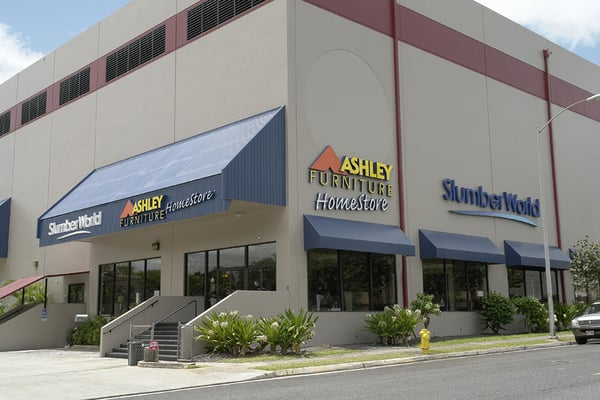 Ashley furniture homestore honolulu hi yelp for Furniture stores honolulu