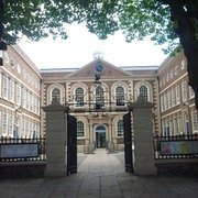 The Bluecoat, Liverpool, Merseyside, UK