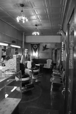 Turner?s Barber Shop & Shaving Parlor - Barbers - University ...