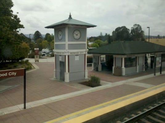 redwood city travel transportation