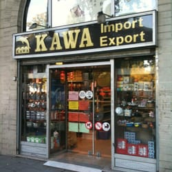 Kawa Import-Export, Paris