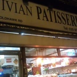 Vivian Patisserie, London