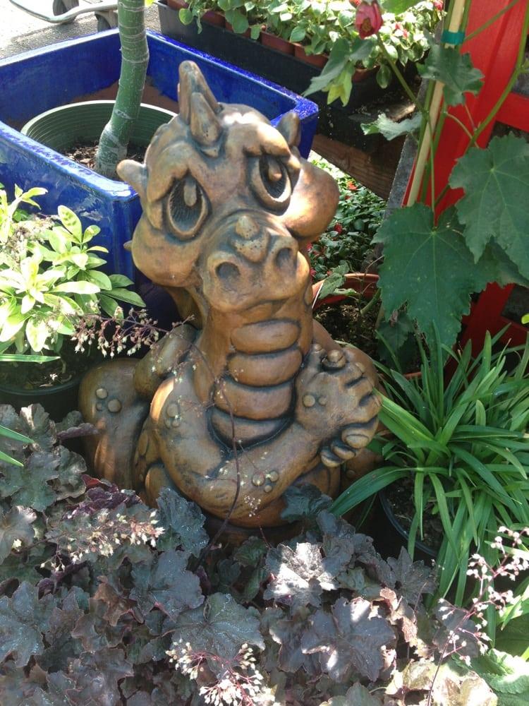 Adorable Dragon Garden Sculpture Yelp