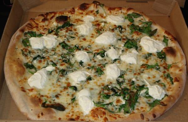 Spinach And Ricotta Pizza Recipes — Dishmaps