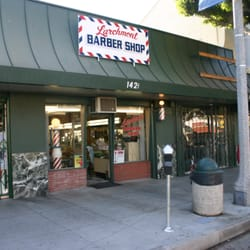 Larchmont Barber Shop - Barbers - Windsor Square - Los Angeles, CA ...