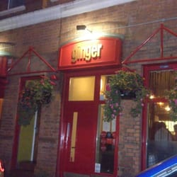 The Ginger Bistro, Belfast