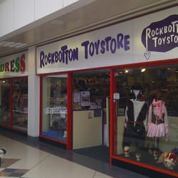 Rock Bottom Toy Store, Southampton, Hampshire