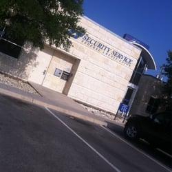 Security service federal credit union banks credit for San antonio home alarm