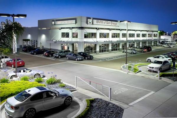 Bmw Of San Diego Auto Repair Kearny Mesa San Diego