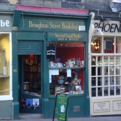 Broughton Street Bookshop, Edinburgh