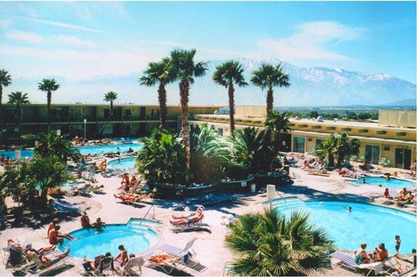 Yelp Desert Hot Springs Spa Hotel