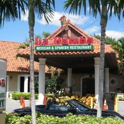 La Bamba Mexican And Spanish Restaurant Delray Beach Fl