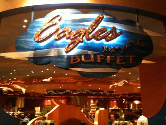 Tulalip casino coupon for eagle buffet