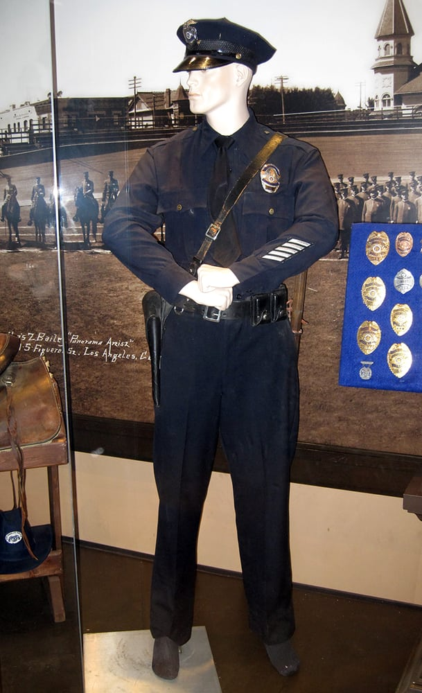 lapd police uniforms - photo #21