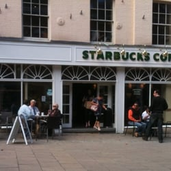 Starbucks, Norwich, Norfolk