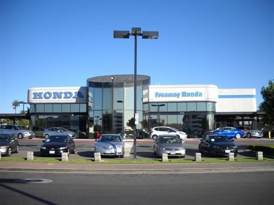 freeway honda 54 photos car dealers santa ana ca