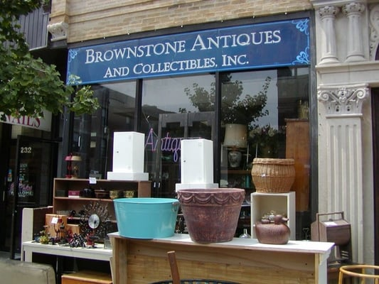 Brownstone Antiques and Collectibles - Antiques - Andersonville ...