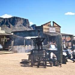 Goldfield Mine Tour Arizona