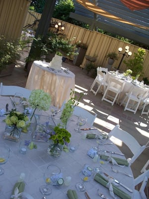 A Summer Wedding At The Rancho Santa Ana Botanic Garden Yelp