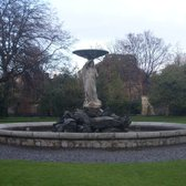 Iveagh Gardens Fountain