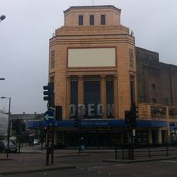 Odeon Cinemas, London