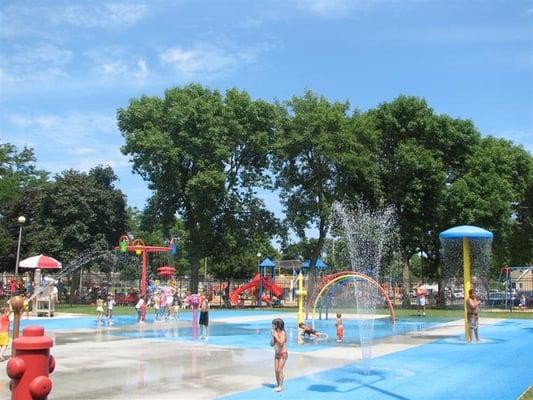 Rosemont Park District Splash Pad Yelp