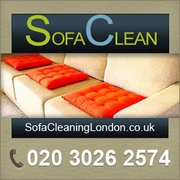 Sofa Cleaning London logo