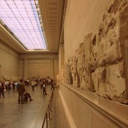 Parthenon marbles from the Acropolis of Athens, 447 BC