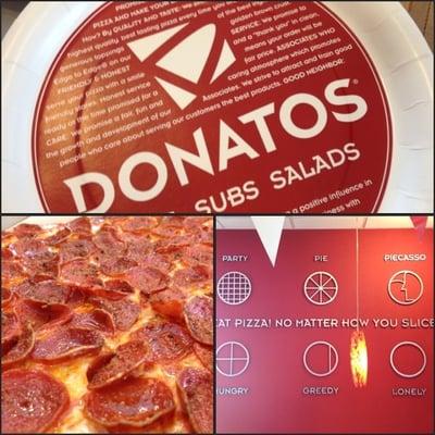 Donatos deals columbus ohio