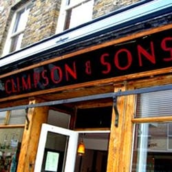 Climpson & Sons, London