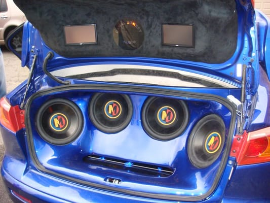 08 Mitsubishi Lancer Custom Build Memphis Car Audio All