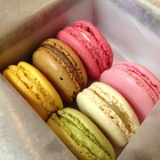 Best macaroons I've ever tasted.