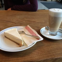 New York Cheese Cake & Latte