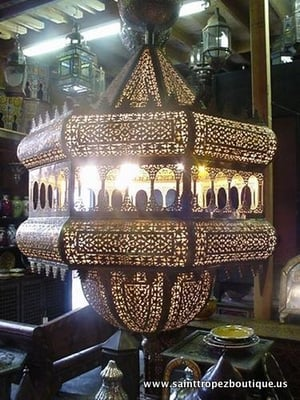 Moroccan Chandeliers - a Distinct Way to Light Up Your Home
