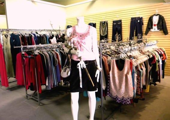 Downtown San Jose Clothing Stores