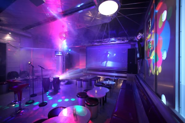 Karaoke Bar With Private Rooms Near Me