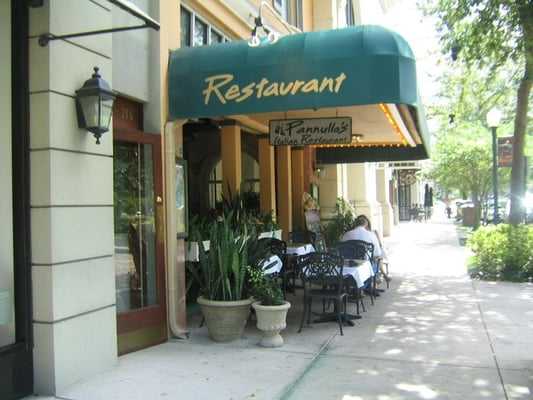 Pannullo S Italian Restaurant Winter Park Winter Park Fl Verenigde Staten Yelp
