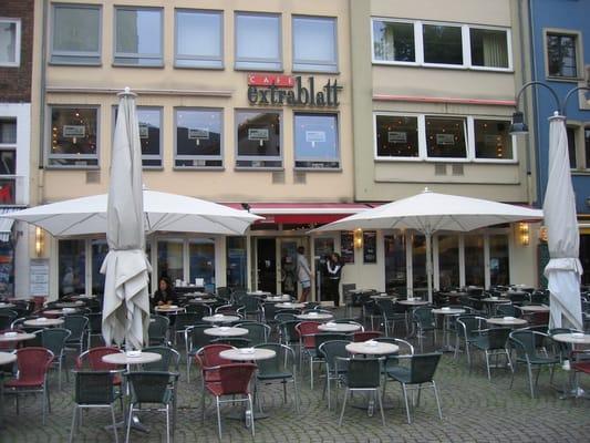 Cafe Extrablatt K Ef Bf Bdln Altstadt