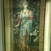 Flora Tapestry, Morris and Company 1885