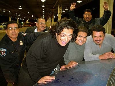 Gabriel Iglesias Friend Mando Doing comedy to...