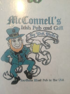 Mcconnell's Irish Pub And Grill