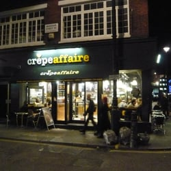 Crepe Affaire, London