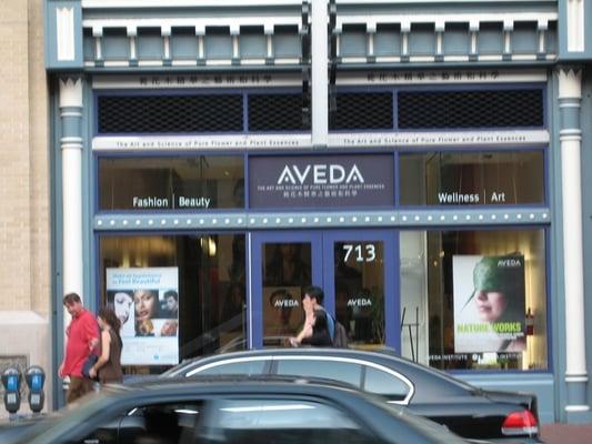 Aveda institute washington dc hair salons washington dc united states yelp - Aveda salon washington dc ...