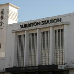 Surbiton Station, London
