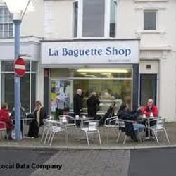 Baguette Shop, Newhaven, East Sussex, UK