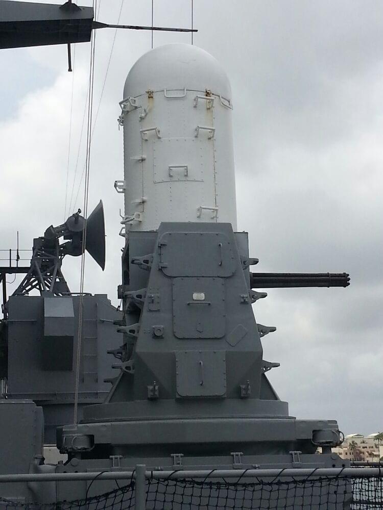 phalanx machine gun