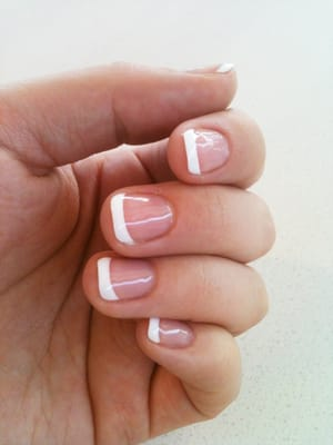 How much is a french manicure